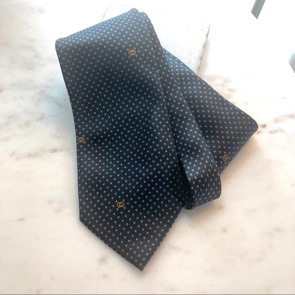08da1f630d5 Gucci Other - Vintage men s silk Gucci tie